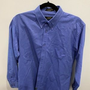 Size 14 boys button down shirt by Alexander Julian -- perfect condition